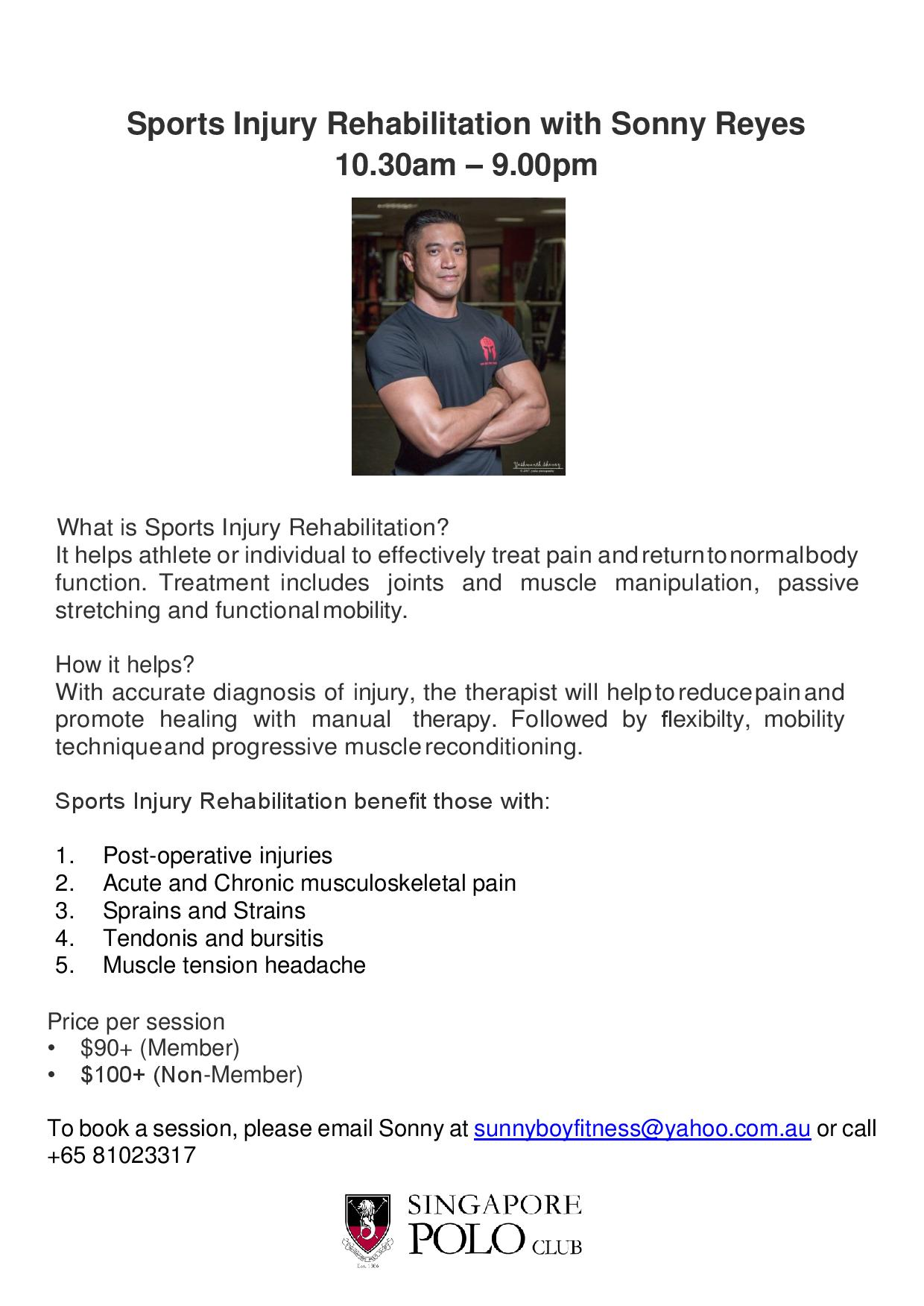 Sports Injury Rehab page 001